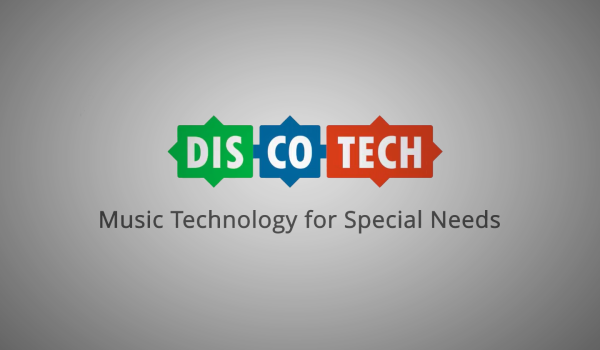 DisCoTech - music technology for special needs