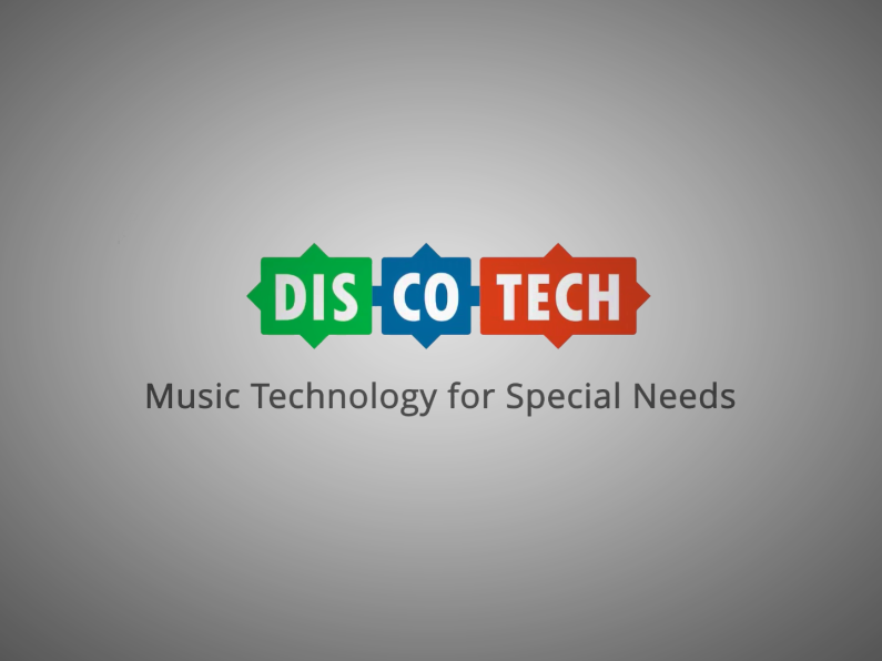 DisCoTech - music technology for special needs