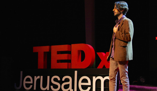 Music Technology - TEDx talk by Matan Berkowitz