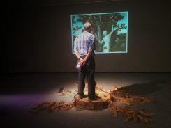 Snake - interactive art installation